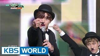 BTOB - MOVIE [Music Bank / 2017.03.24]