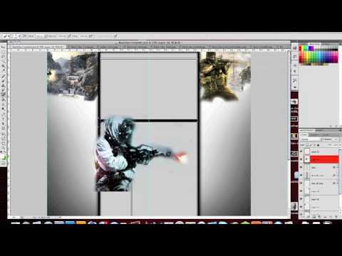 Free Call of Duty: Black Ops Youtube Background & Speed Art