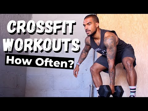Starting Crossfit | How many days a week should I workout?
