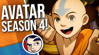 "Avatar The Last Airbender ""Season 4, The Promise"" - The Complete Story 