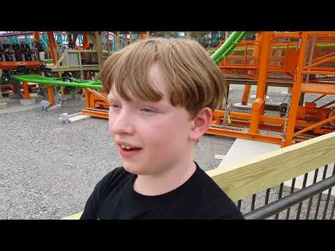 Darien Lake's Tantrum thoughts and off ride video 5.26.18
