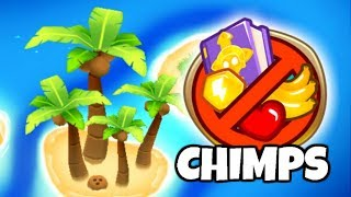 Bloons TD 6 - Spice Islands CHIMPS using only 1 island and