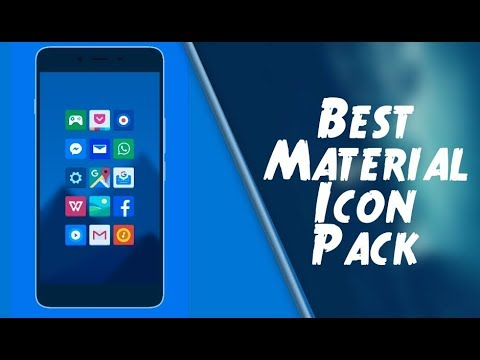 The Best Material Icon Pack