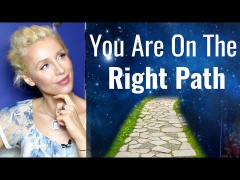 5 SIGNS From The UNIVERSE You Are On The RIGHT PATH