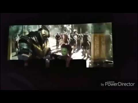 Avenger infinity war end scene full video leaked