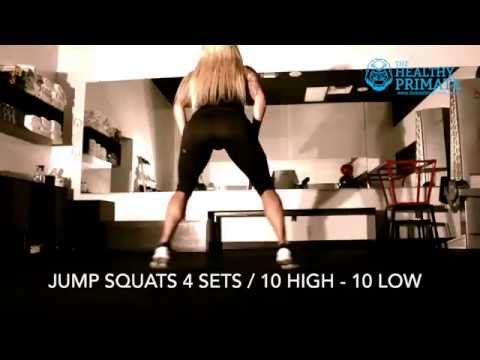3 Exercises to Build Rock Hard Glutes