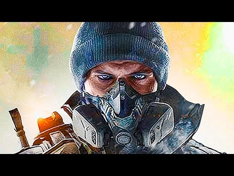 ❄️Tom Clancy's The Division Survival DLC Gameplay❄️ The Division Survival Gameplay PS4 w/ 5tat!
