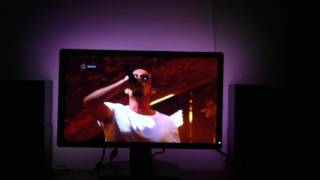 Ambilight Video Test