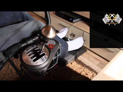 Thrustmaster TH8A Shifter with Forza 5 - TX-Wheel & T3PA Pedals in Action