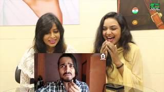 BB Ki Vines- | Group Study | Reaction By Chandni & Sarita ||