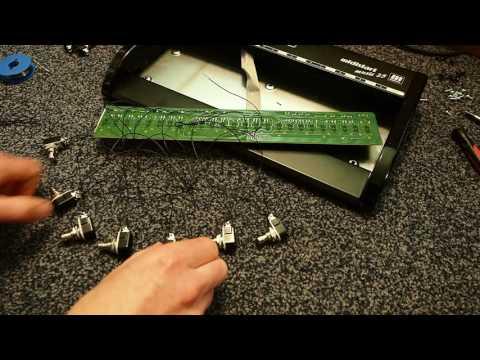 MIDI - foot Controller DIY