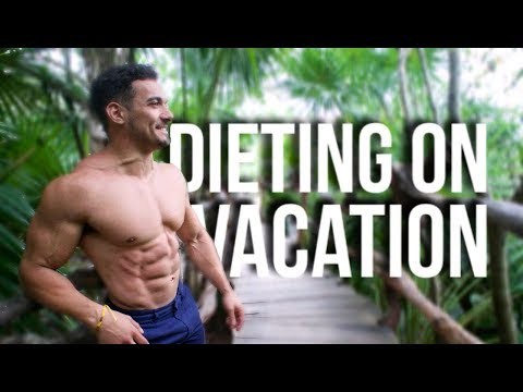6 ESSENTIAL Diet Tips While On Vacation