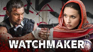 WATCHMAKER   New Action Movies   Latest Action Movies Full Movie HD