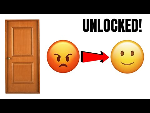 *EASY* HOW TO UNLOCK ANY DOOR USING A BUTTER KNIFE!