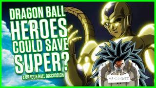 Download DRAGON BALL HEROES COULD SAVE DRAGONBALL SUPER? | MasakoX Video