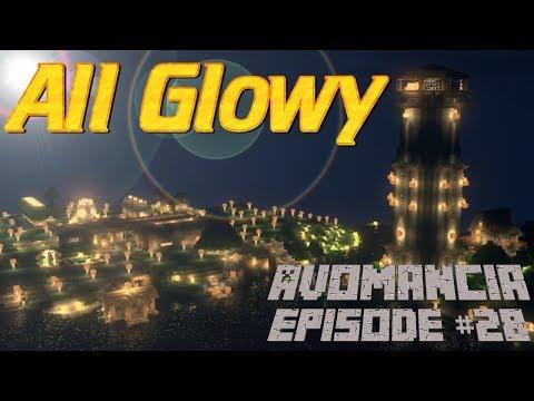 Minecraft: Solo Survival Lets Play | Gotta light this place up | Avomancia Ep28 | Lets Build
