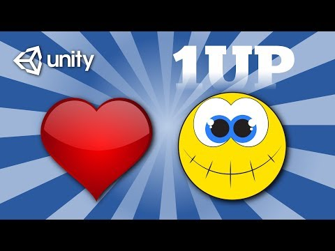 How to create a pop-up game object (1up as example) in your Unity game. Simple tutorial.