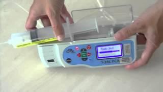 mckinley t34 syringe pump instructions