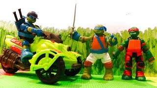 Download Черепашки Ниндзя Игрушки для мальчиков Видео про игрушки для детей Video