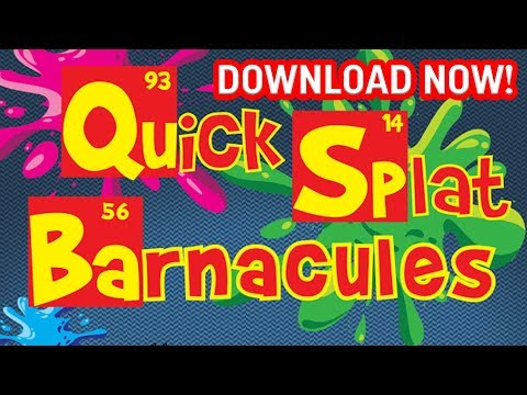 Official Quick Splat Barnacules Free To Play iOS & Android Game