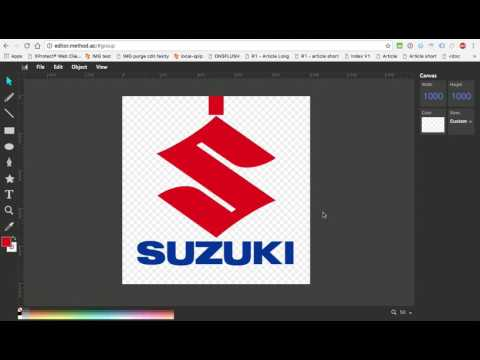 svg logo manipulation with free online tool
