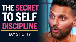 DO THIS To Never Be LAZY AGAIN! (Master Self-Discipline)| Jay Shetty