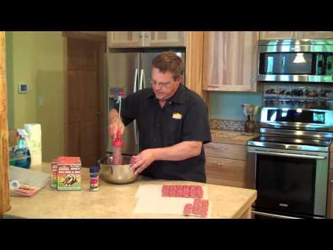 How to Make Jerky with Hamburger