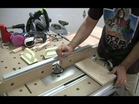 Raised Panel Door Tips and Tricks