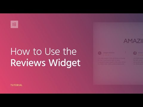 How to Add the Reviews Widget to Your Wordpress Website