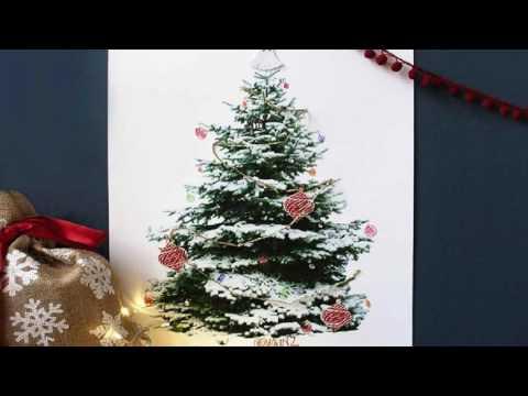 Animated christmas trees christmas