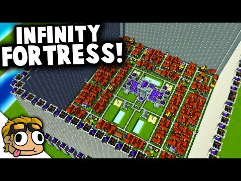 INFINITY FORTRESS vs VIKING ARMY! | Kingdoms and Castles Creative Update Gameplay