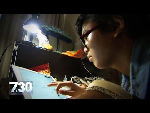 Japanese men locked in their bedrooms for years