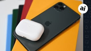 Tips, Tricks, & Customizations for Your New AirPods Pro