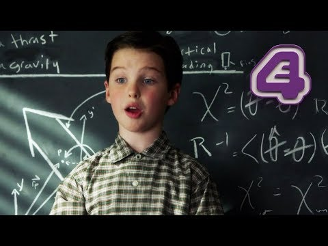 When Your Brainy Kid Proves NASA Wrong | Young Sheldon