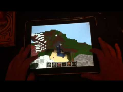 How to fly higher and lower in Minecraft PE