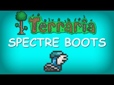 Terraria - Spectre Boots