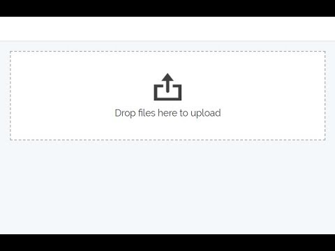DropzoneJS Upload - File with Laravel [Part 17]