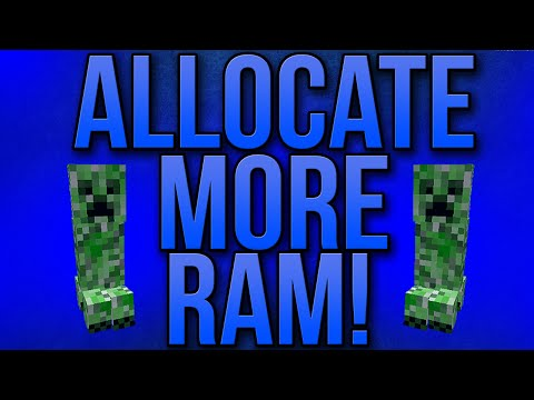 allocate more ram to a Minecraft Forge Server! (1.9)