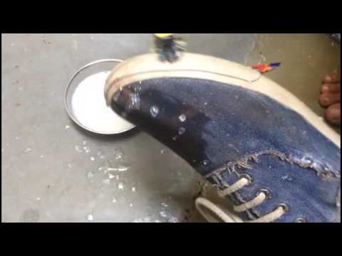 How to Clean My Canvas Shoes