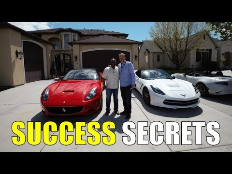 HOW TO BE A MILLIONAIRE!  My Secret Weapon