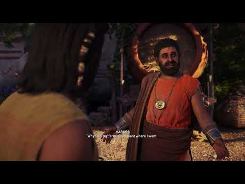 Assassin's Creed Odyssey Gameplay Episode 1 (4K resolution)