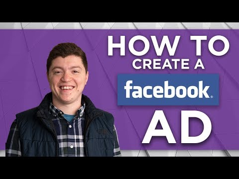 How To Create A Facebook AD 2018 - From Start To Finish