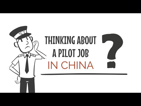 Thinking About a Pilot Job in China?