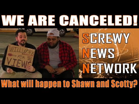WE ARE CANCELED! Our Final Show! - Screwy News EP. 4