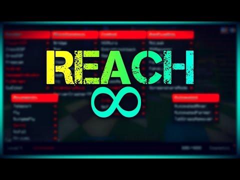Killaura Infinito | ∞ Reach ∞ | Hack Para Minecraft 1.8 OPTIFINE OP 2018