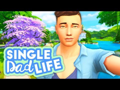 HE GOT THE JOB!😍 // THE SIMS 4 | SINGLE DAD LIFE #13