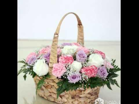 Buy Purple Flowers Online - Online Purple Flowers Delivery By Little Flora
