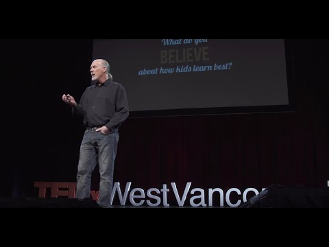 The Surprising Truth About Learning in Schools   Will Richardson   TEDxWestVancouverED