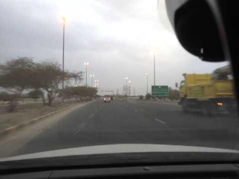 Crossing Red Light (Kuwait)