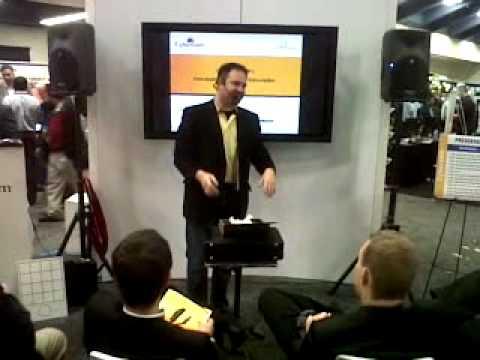 Cyberoam at RSA 2012
